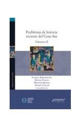 Papel PROBLEMAS DE HISTORIA RECIENTE 2 DEL CONO SUR VOLUMEN