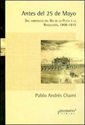 Libro Antes Del 25 De Mayo