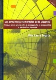 Papel Estructuras Elementales De La Violencia, Las