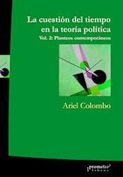 Libro 2. La Cuestion Del Tiempo En La Teoria Politica