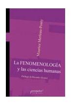 Papel LA FENOMENOLOGIA Y LAS CIENCIAS HUMANAS