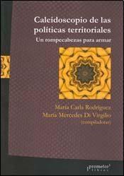 Libro Caleidoscopio De Las Politicas Territoriales