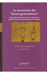 Papel LA INVENCION DEL HOMO GYMNASTICUS