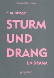 Libro Sturm Und Drang