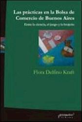 Libro Practicas En La Bolsa De Comercio De Buenos Aires