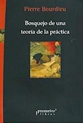Libro Bosquejo De Una Teoria De La Practica