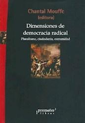 Libro Dimensiones De Democracia Radical