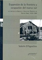 Libro Expansion De La Frontera Y Ocupacion Del Nuevo Sur
