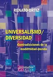 Libro Universalismo / Diversidad