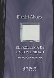 Papel Problema De La Comunidad, El Marx Tonnies Weber