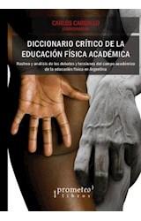Papel DICCIONARIO CRITICO DE LA EDUCACION FISICA ACADEMICA