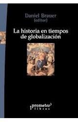 Papel LA HISTORIA EN TIEMPOS DE GLOBALIZACION
