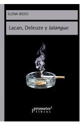 Papel LACAN, DELEUZE Y LALANGUE