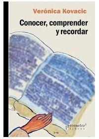 Papel Conocer, Comprender Y Recordar.