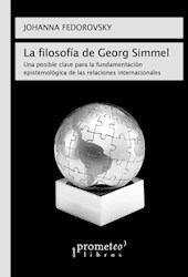Libro Filosofia De Georg Simmel