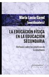 Papel LA EDUCACION FISICA EN LA EDUCACION SECUNDARIA