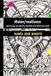 Libro Mater / Realismo