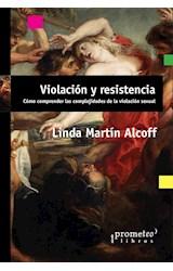 Papel VIOLACION Y RESISTENCIA