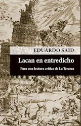 Libro Lacan En Entredicho .Para Una Lectura Critica De La Tercera