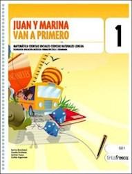 Papel Juan Y Marina Van A Primero 1