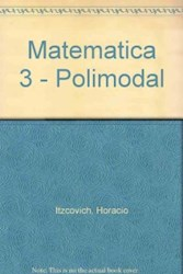 Papel Matematica 3 Tinta Fresca Polimodal