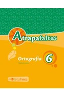 Papel ATRAPAFALTAS 6 TINTA FRESCA ORTOGRAFIA