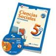 Libro Ciencias Sociales 5  Cruz Del Sur