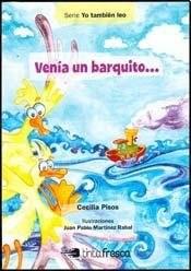Papel Venia Un Barquito...