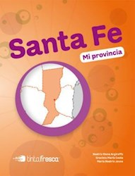 Libro Complemento Manual Eureka :  Santa Fe Mi Provincia