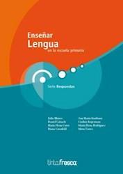 Libro Enseñar Lengua En La Escuela Primaria