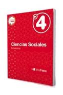 Papel CIENCIAS SOCIALES 4 TINTA FRESCA BONAERENSE SABERES EN RED (NOVEDAD 2012)