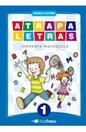 Papel ATRAPALETRAS 1 TINTA FRESCA (IMPRENTA MAYUSCULA) (NOVEDAD 2012)