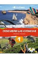 Papel DESCUBRO LAS CIENCIAS 1 TINTA FRESCA (NATURALES/SOCIALES) (NOVEDAD 2016)