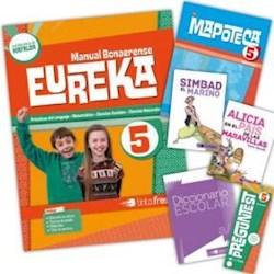 Libro Escolar Eureka 5 Bon Equipo Escolar