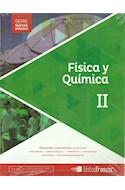 Papel FISICA Y QUIMICA 2 TINTA FRESCA (NUEVAS MIRADAS) (NOVEDAD 2016)