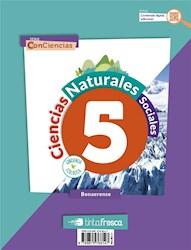 Libro Sociales + Naturales Bonaerense 5  Conciencia