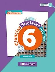 Libro Sociales + Naturales Bonaerense 6  Conciencia