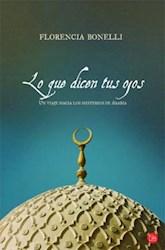 Libro Lo Que Dicen Tus Ojos