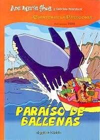 Papel Paraíso De Ballenas