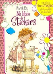 Papel Sarah Kay Mi Libro De Stickers