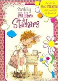 Papel Mi Libro De Stickers