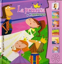 Papel Princesa Y El Garbanzo, La Td Con Sonido