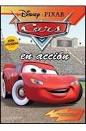 Papel CARS EN ACCION [CON STICKERS]