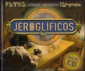 Papel JEROGLIFICOS DESCUBRE EL MISTERIO DEL GATO DE ORO [INCLUYE CD] (COLECCION CODIGO SECRETO) (CARTONE)