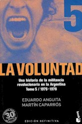 Libro 5. La Voluntad  La Caida