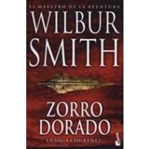 Papel Zorro Dorado (Saga Courtney)
