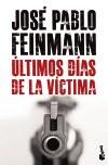 Libro Ultimos Dias De La Victima