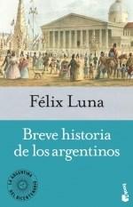 Papel Breve Historia De Los Argentinos Cambio De Tapa