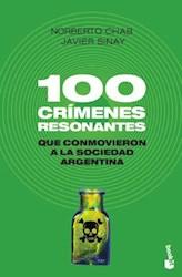 Papel 100 Crimenes Resonantes Que Conmovieron A La