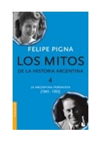 Papel Los Mitos De La Historia Argentina 4